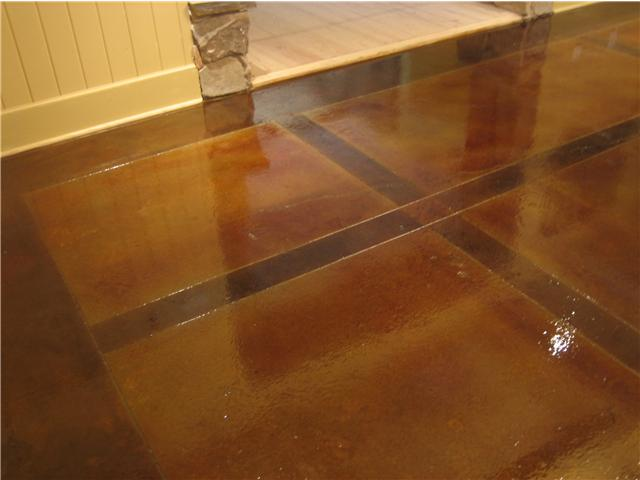 CRETEsealers : Atlanta Acid Staining | Concrete Staining | Stained ...